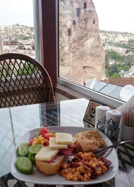 951 Breakfast in Cappadocia