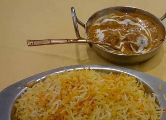 1385 Indian Dinner - Lamb Kofta