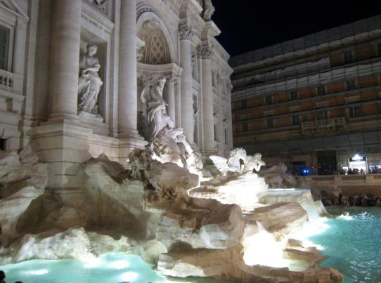 1393 Trevi Fountain