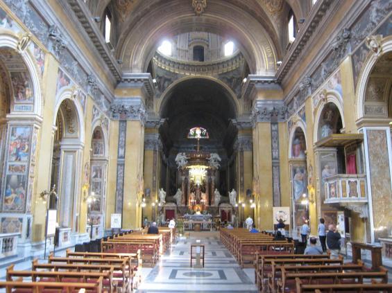 1415 Santa Maria in Traspontina