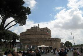 1419 Castel Sant Angelo