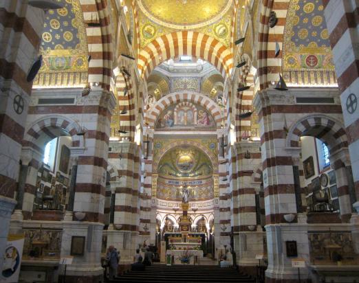 1582 Basilica Interior