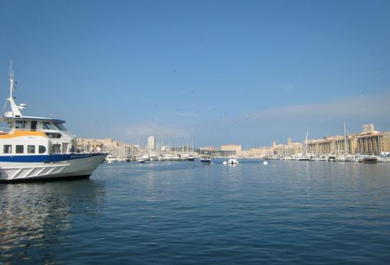 1596 Marseille Port