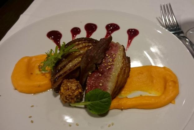 1757 Dinner Duck