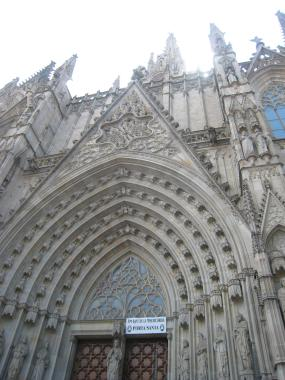 1773 Cathedral Gothic Arches