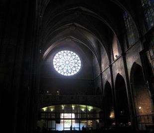 1780 Santa Maria del Pi Interior