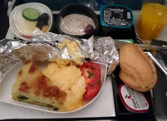 1806 Turkish Airlines Breakfast
