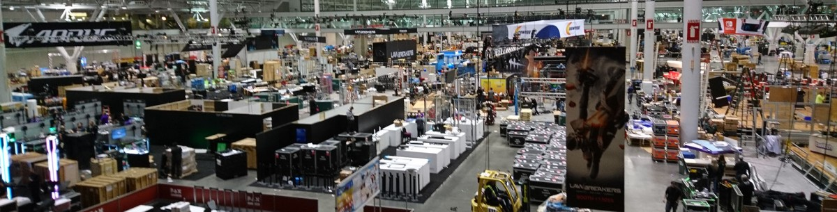 Indie Exhibiting at PAXEast